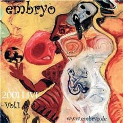 Live 2001, Vol. 2