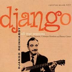 Django: All Star Sessions