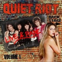 Live & Rare (Compilation) - Quiet Riot