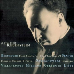 The Rubinstein Collection Vol.11 No.1
