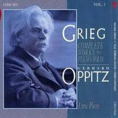 Grieg: Complete Solo Piano Music Vol.3  No.1