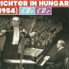 Richter In Hungary (1954) CD1 No.1