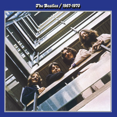 The Beatles 1967-1970 (The Blue Album) (CD1)