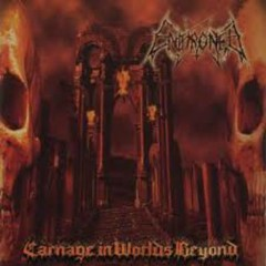 Carnage In Worlds Beyond - Enthroned