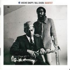 Archie Shepp - Bill Dixon - Quartet