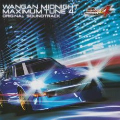 WANGAN MIDNIGHT MAXIMUM TUNE 4 ORIGINAL SOUNDTRACK CD2