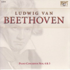 Complete Works CD 008 Piano Concertos Nos.4&5