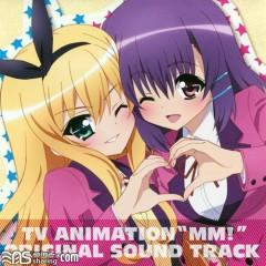 MM! ORIGINAL SOUND TRACK (CD3)