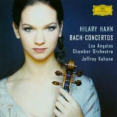 BACH Concertos - Hilary Hahn