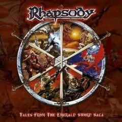 Tales From The Emerald Sword Saga (Best Of) - Rhapsody