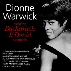 Sings The Bacharach & David Songbook (CD2) - Dionne Warwick