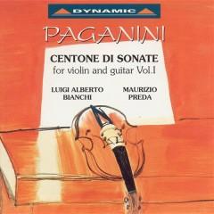 Centone Di sonate For Violin And Guitar Vol.II - Nicolo' Paganini