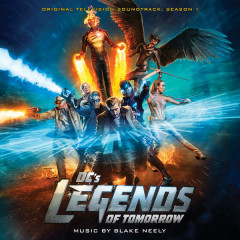 DC's Legends Of Tomorrow (Season 1) (OST) - Blake Neely