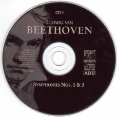 Ludwig Van Beethoven- Complete Works (CD1)