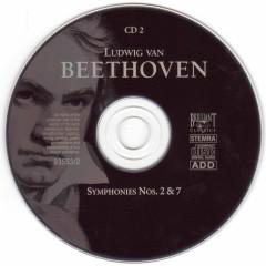 Ludwig Van Beethoven- Complete Works (CD2)