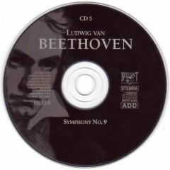 Ludwig Van Beethoven- Complete Works (CD5)
