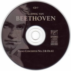 Ludwig Van Beethoven- Complete Works (CD9)