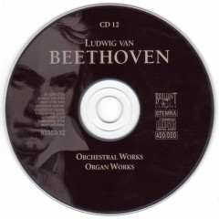 Ludwig Van Beethoven- Complete Works (CD12)