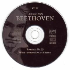 Ludwig Van Beethoven- Complete Works (CD22)