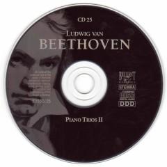 Ludwig Van Beethoven- Complete Works (CD25)