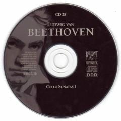 Ludwig Van Beethoven- Complete Works (CD28)