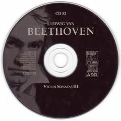 Ludwig Van Beethoven- Complete Works (CD32)