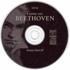 Ludwig Van Beethoven- Complete Works (CD34)