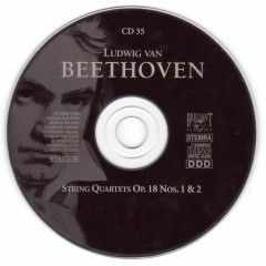 Ludwig Van Beethoven- Complete Works (CD35)