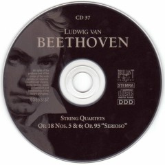 Ludwig Van Beethoven- Complete Works (CD37)
