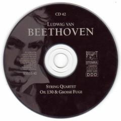 Ludwig Van Beethoven- Complete Works (CD42)
