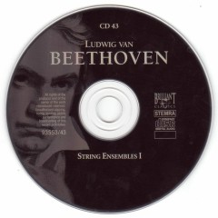Ludwig Van Beethoven- Complete Works (CD43)