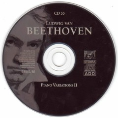Ludwig Van Beethoven- Complete Works (CD55)