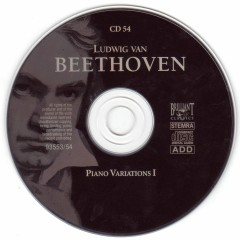 Ludwig Van Beethoven- Complete Works (CD54)