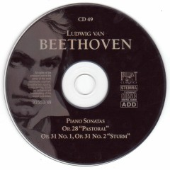 Ludwig Van Beethoven- Complete Works (CD49)