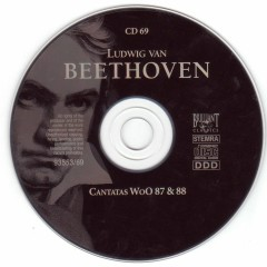 Ludwig Van Beethoven- Complete Works (CD69)