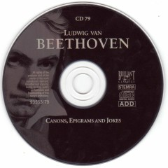 Ludwig Van Beethoven- Complete Works (CD79)
