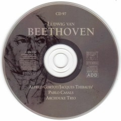 Ludwig Van Beethoven- Complete Works (CD97)