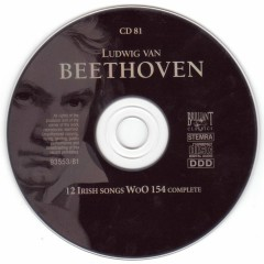 Ludwig Van Beethoven- Complete Works (CD81)