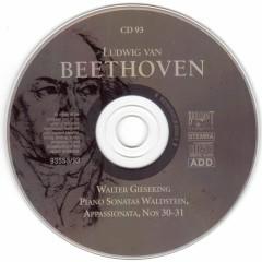 Ludwig Van Beethoven- Complete Works (CD93)