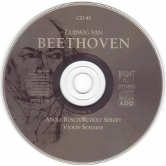 Ludwig Van Beethoven- Complete Works (CD95)