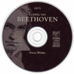 Ludwig Van Beethoven- Complete Works (CD71)