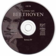 Ludwig Van Beethoven- Complete Works (CD78)