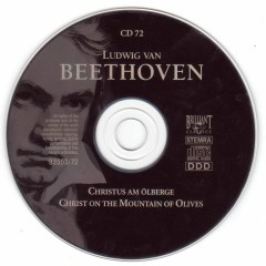 Ludwig Van Beethoven- Complete Works (CD72)