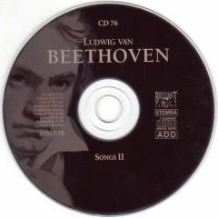 Ludwig Van Beethoven- Complete Works (CD76)