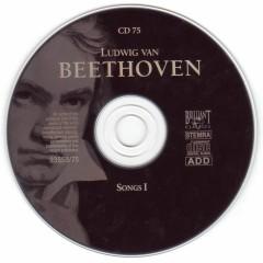 Ludwig Van Beethoven- Complete Works (CD75)