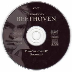 Ludwig Van Beethoven- Complete Works (CD57)
