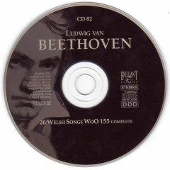 Ludwig Van Beethoven- Complete Works (CD82)