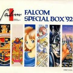 Falcom Special Box '92 CD3