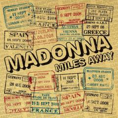 Miles Away (US 5'' CDM - Thailand) - Madonna