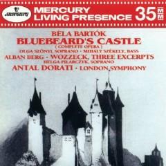 The Collector's Edition CD 38 Dorati - Bartók Bluebeard's Castle